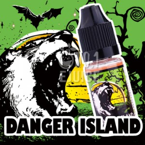 No.1 E-Juice Danger Island E-Liquid
