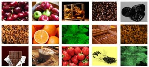 Cigees E-Liquid Flavours