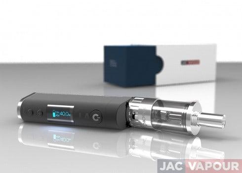 Jac Vapour Series B Tilt