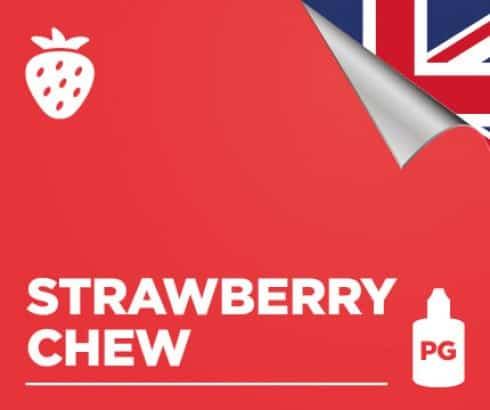 JAC Vapour E-Liquid Strawberry Chew