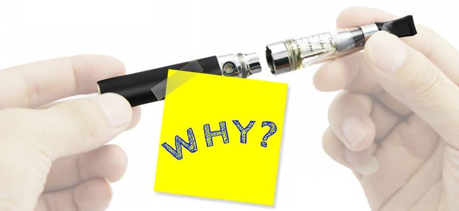 Why Do People Vape?