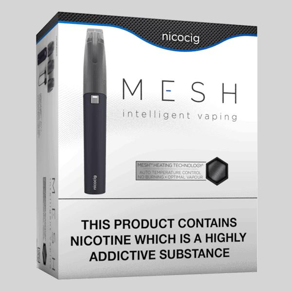 nicocig mesh starter kit review
