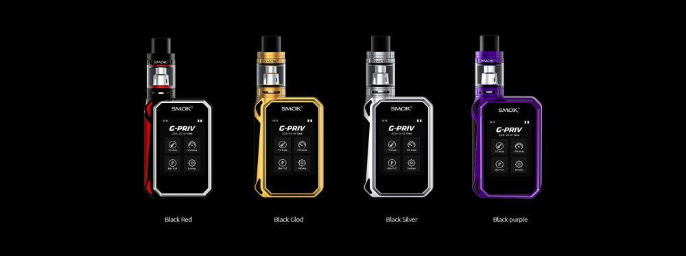 SMOK G-Priv Touchscreen MOD