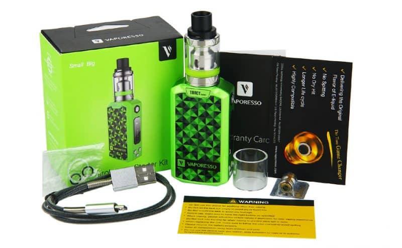 80W Vaporesso Tarot Nano TC Full Contents