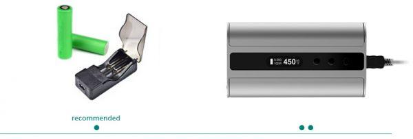 Eleaf iStick 100W TC BOX MOD Battery