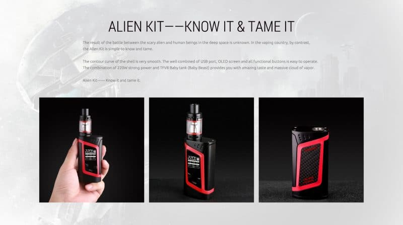 SMOK Alien 220W Review (Pros & Cons) | E-Cigs Advice