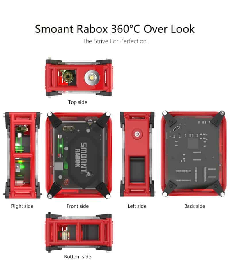 Smoant Rabox Box MOD