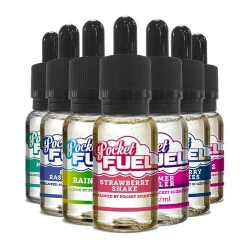 Pocket Fuel E-Liquid
