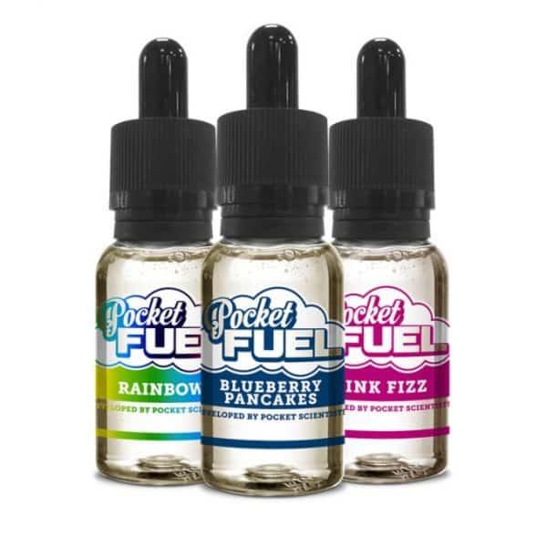 Pocket Fuel E-Liquids