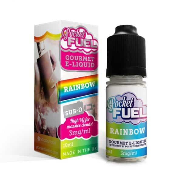 Pocket Fuel Rainbow E-Liquid