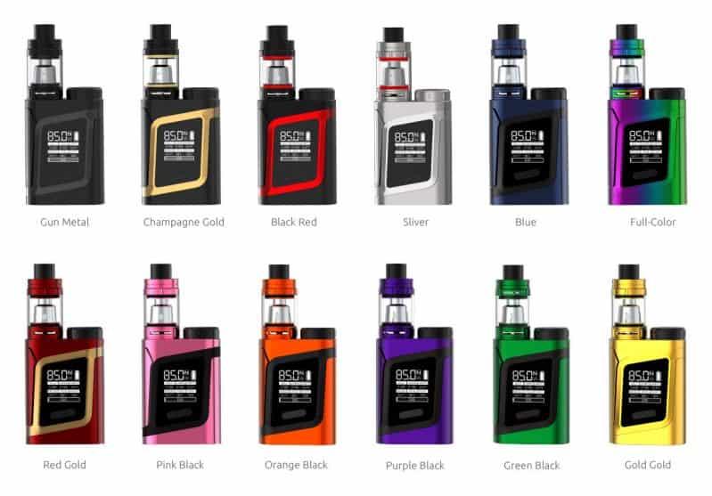Smok Alien AL85 Kit Colours