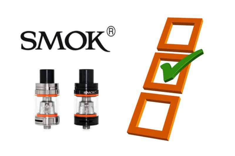 Which is the best SMOK tank