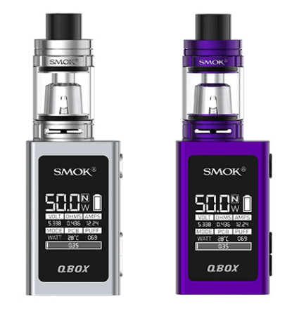 SMOK QBOX Kit with Baby Beast
