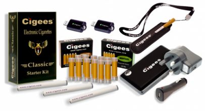 Cigees Break Free Superkit Review