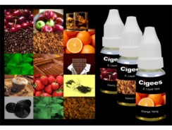 Cigees E-Liquid Review