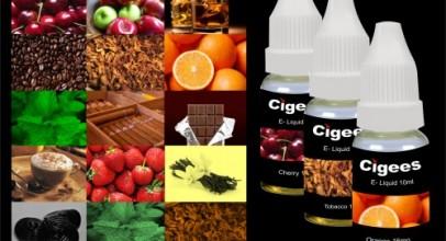Cigees E-Liquid Review