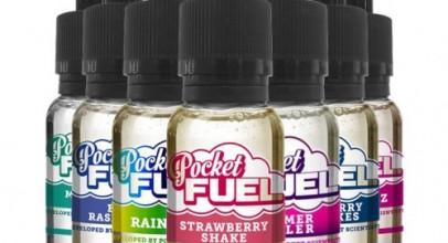 5 Pocket Fuel E-Lliquid Flavours Review