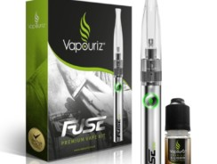 Vapouriz Fuse Dual Coil Electronic Cigarette Kit Review