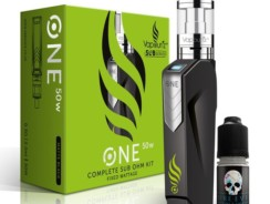 Vapouriz ONE Sub Series Box Mod & ONE Atomizer Review