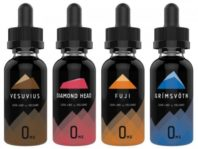 Volcano E-Liquid Review