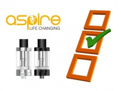 Which is the Best Aspire Tank?